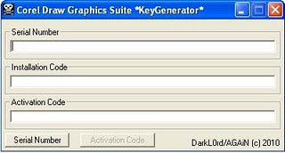 Corel Draw x5 Serial Number Activation Code Free