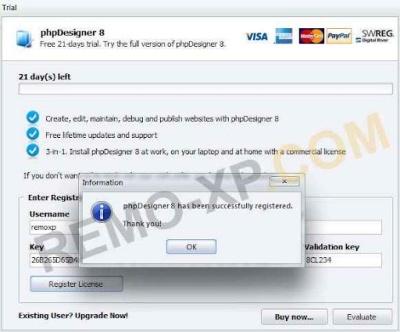 phpDesigner 8.1